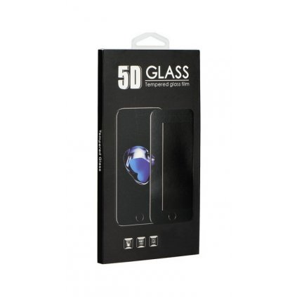 Tvrdené sklo BlackGlass na Samsung A32 5G 5D čierne