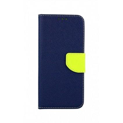 Flipové púzdro na Samsung A32 modré