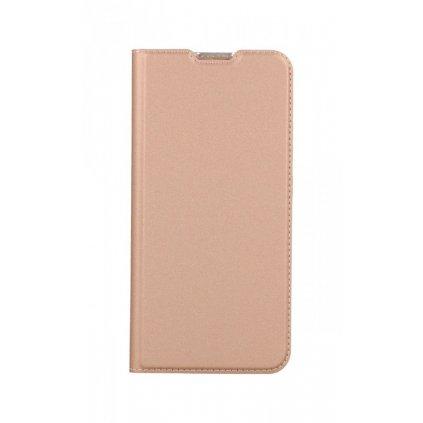 Flipové puzdro Dux Ducis na Nokia 3.4 ružové