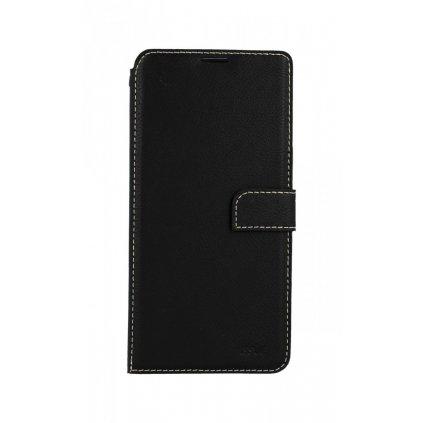 Flipové puzdro Molan Cano Issue Diary na Samsung A02s čierne
