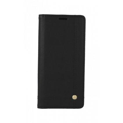 Flipové puzdro Prestige Book na Samsung A72 čierne
