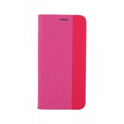 Flipové puzdro Sensitive Book na Samsung A32 ružové
