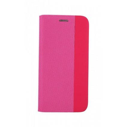 Flipové puzdro Sensitive Book na Samsung A51 ružové