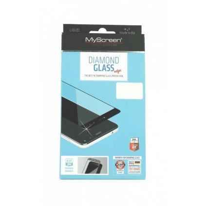 Tvrdené sklo MyScreen na Samsung S21 Plus DIAMOND FullGlue čierne