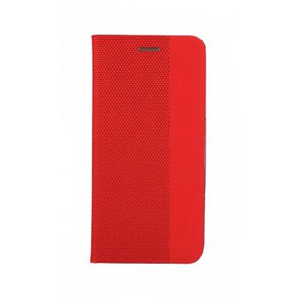 Flipové puzdro Sensitive Book na Xiaomi Redmi 7A červené