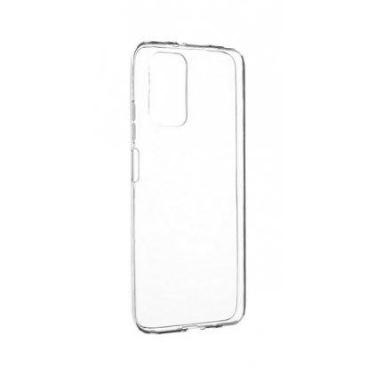 Zadný silikónový kryt na Xiaomi Poco M3 1 mm priehľadný