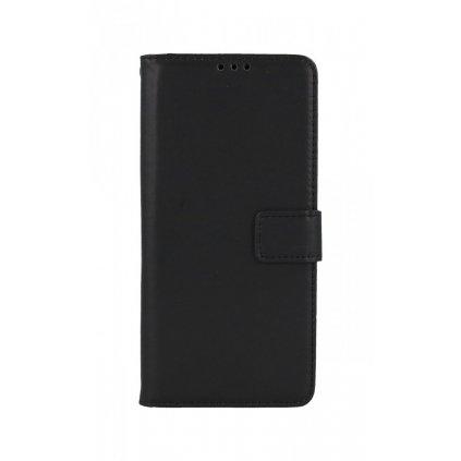 Flipové puzdro na Xiaomi Redmi 9T čierne s prackou 2