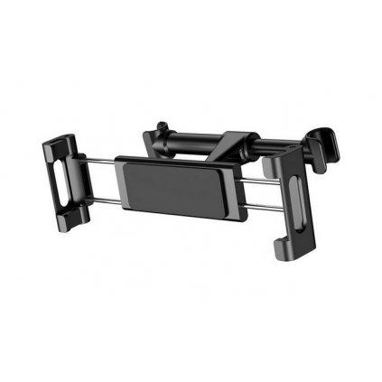 Držiak na tablet / mobil do auta Baseus SUHZ-01 na opierku hlavy čierny