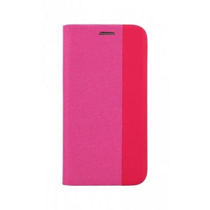 Flipové puzdro Sensitive Book na Samsung A20e ružové