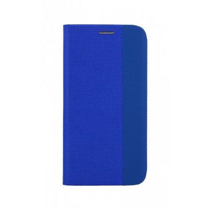 Flipové puzdro Sensitive Book na Samsung A20e modrý