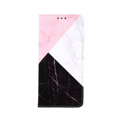 Flipové puzdro Smart Trendy na Samsung A12 Mramor