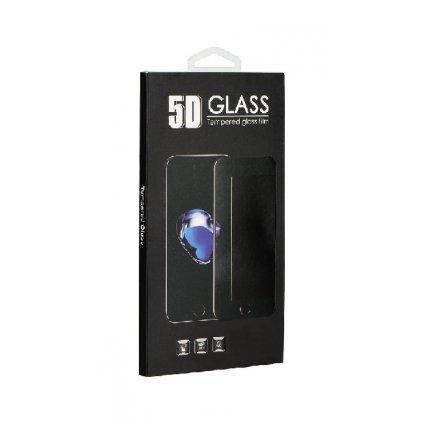 Tvrdené sklo BlackGlass na iPhone 12 mini 5D čierne