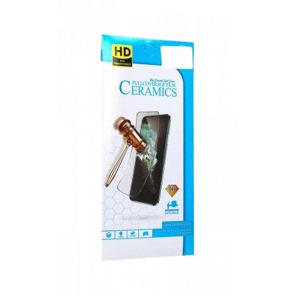 Fólie na displej Ceramic pre Realme 8 Full Cover čierna