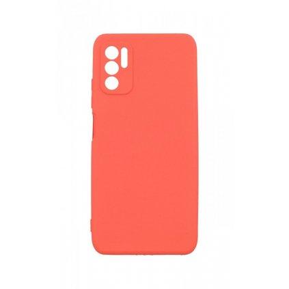 Zadný silikónový kryt Forcell Lite na Xiaomi Redmi Note 10 5G ružový