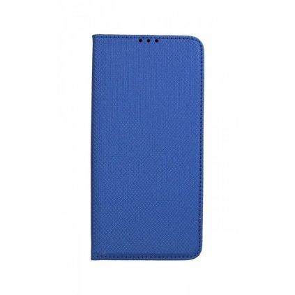 Flipové puzdro Smart Magnet na Samsung S21 Ultra modré