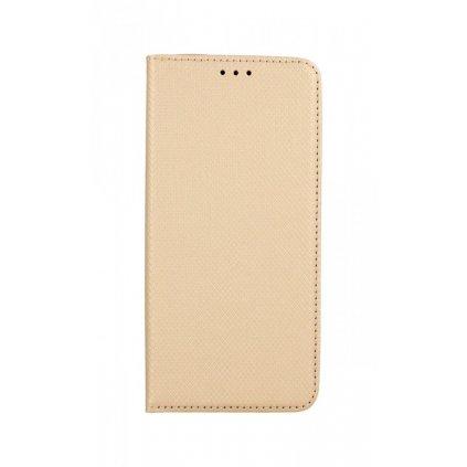 Flipové puzdro Smart Magnet na Samsung S21 Plus zlaté