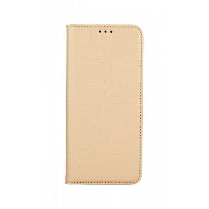 Flipové puzdro Smart Magnet na Xiaomi Mi 11 zlaté