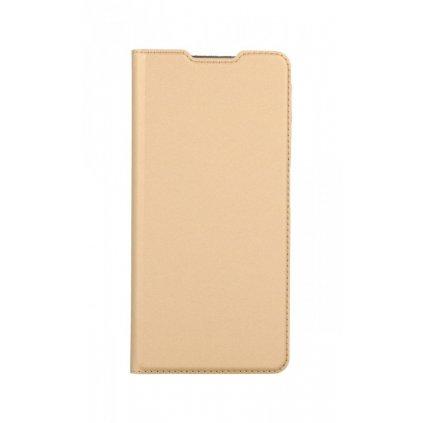 Flipové puzdro Dux Ducis na Samsung S20 FE zlaté