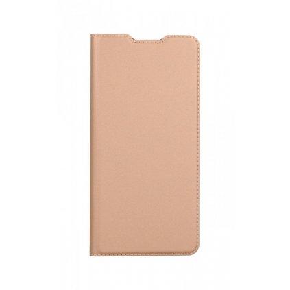 Flipové puzdro Dux Ducis na Samsung S20 FE ružové