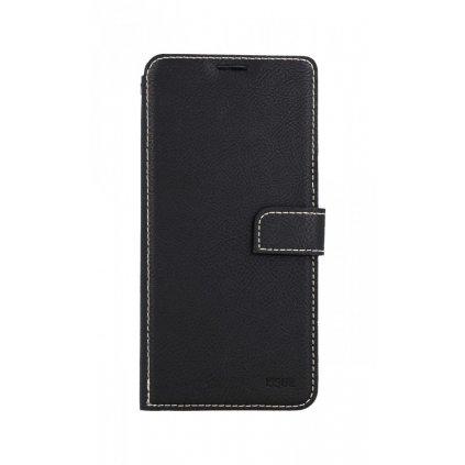 Flipové puzdro Molan Cano Issue Diary na Xiaomi Redmi Note 10 čierne
