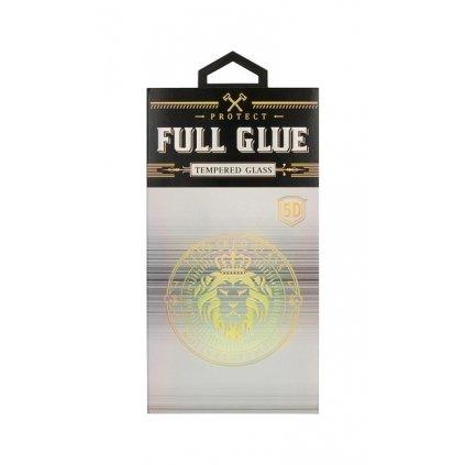 Tvrdené sklo HARD FullGlue na iPhone 11 5D čierne