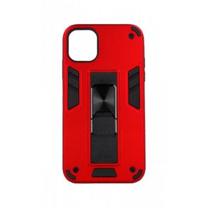 Ultra odolný zadný kryt Armor na iPhone 11 červený