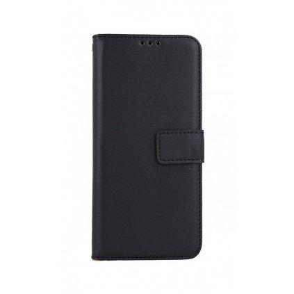 Flipové puzdro na Realme 8 Pro čierne s prackou 2