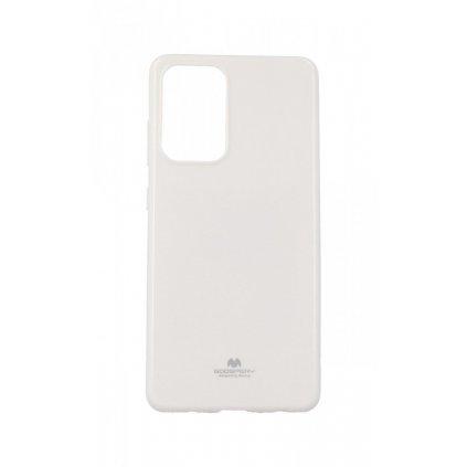 Zadný kryt Mercury Jelly Case na Samsung A52 biely