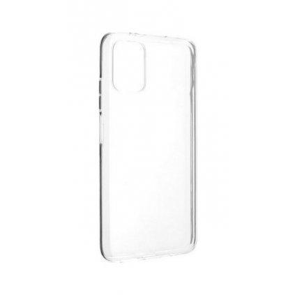 Zadný silikónový kryt na Xiaomi Poco M3 Pro 1 mm priehľadný