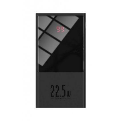 Powerbank Baseus Super Mini 10000mAh čierna