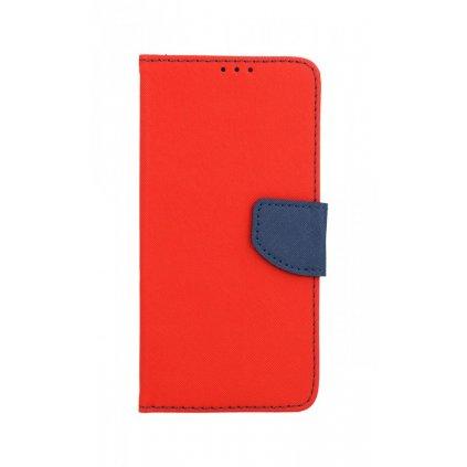 Flipové puzdro na Huawei P30 Lite červené