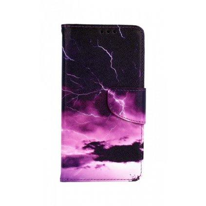 Flipové púzdro na iPhone 11 Búrka