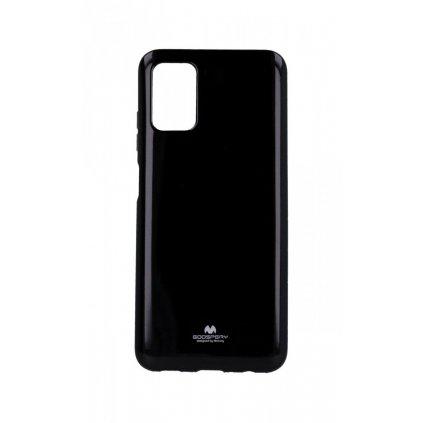 Zadný kryt Mercury Jelly Case na Samsung A03s čierny