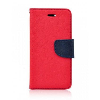 Flipové puzdro na Samsung Xcover 4 červené