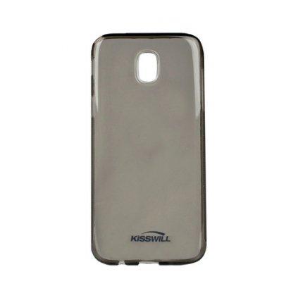 Zadný silikónový kryt Kisswill na Samsung J5 2017 tmavý