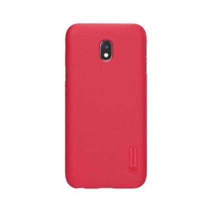 Zadný pevný kryt Nillkin na Samsung J3 2017 červený