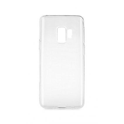 Ultratenký silikónový kryt na Samsung S9 0,5 mm priehľadný