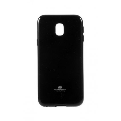 Zadný kryt Mercury Jelly Case na Samsung J3 2017 čierny
