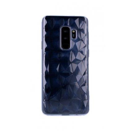 Zadný silikónový kryt Prism Jelly na Samsung S9 Plus priehľadný