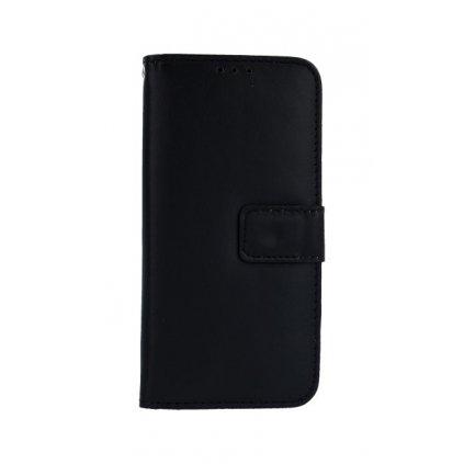 Flipové puzdro na Samsung J5 2017 čierne s prackou 2