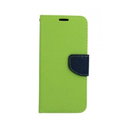 Flipové puzdro na Samsung J6 zelené