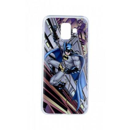 Zadný silikónový kryt na Samsung A6 Batman Cartoon