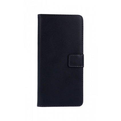Flipové puzdro na Samsung J6 + čierne s prackou 2