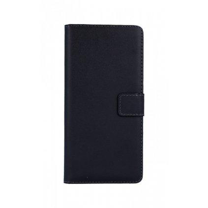 Flipové puzdro na Samsung J4 + čierne s prackou 2