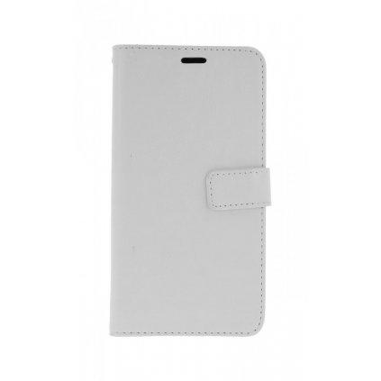 Flipové puzdro na Samsung J6 + biele