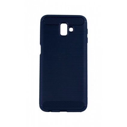 Zadný silikónový kryt na Samsung J6 + modrý