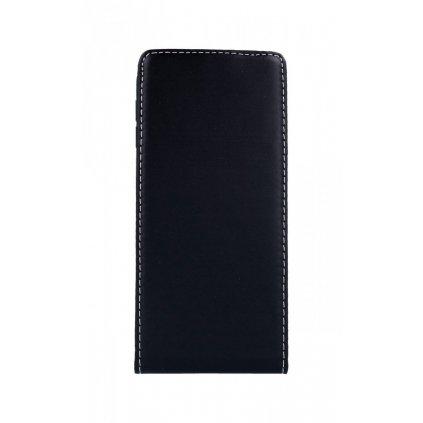 Flipové puzdro Forcell Slim Flexi na Samsung J4 + čierne
