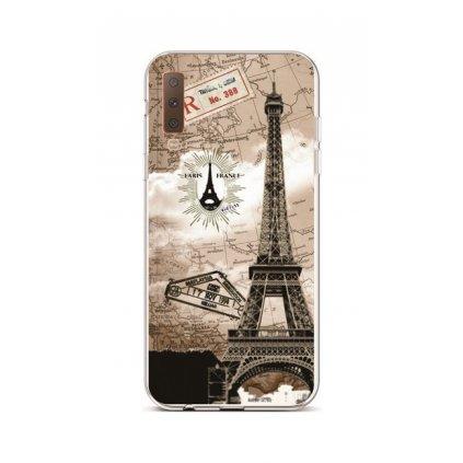 Zadný silikónový kryt na Samsung A7 Paris 2