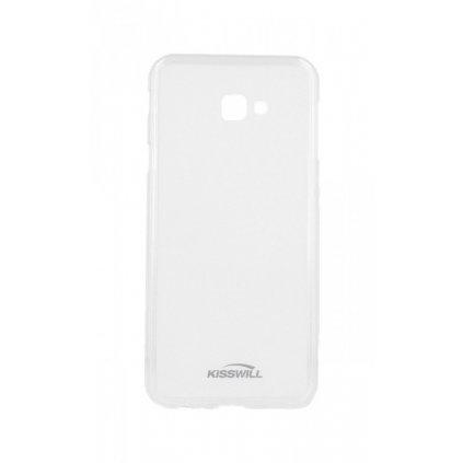 Zadný silikónový kryt Kisswill na Samsung J4 + svetlý