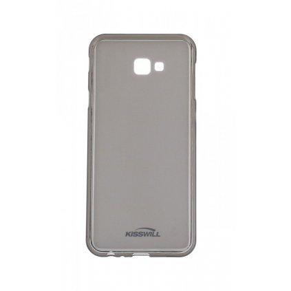 Zadný silikónový kryt Kisswill na Samsung J4 + tmavý